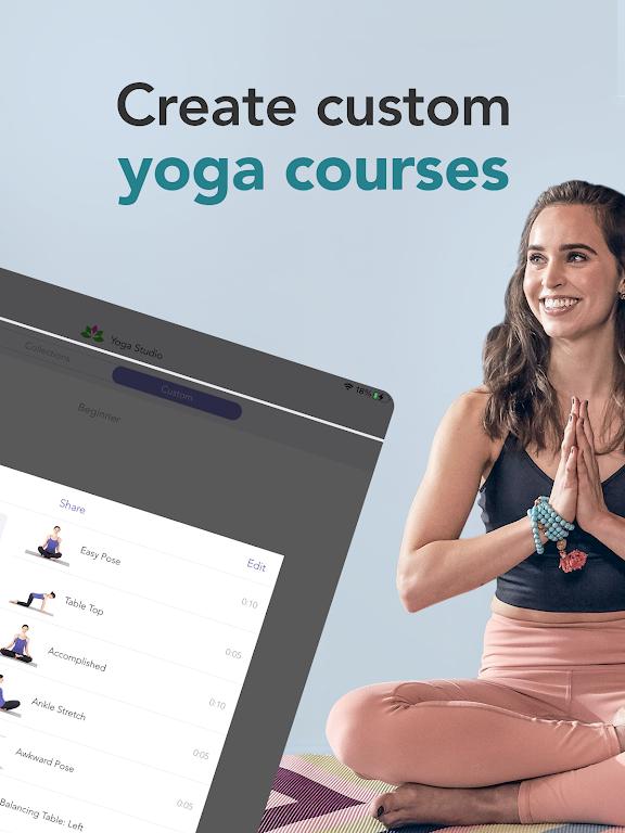 Yoga Studio: Poses & Classes  poster 20