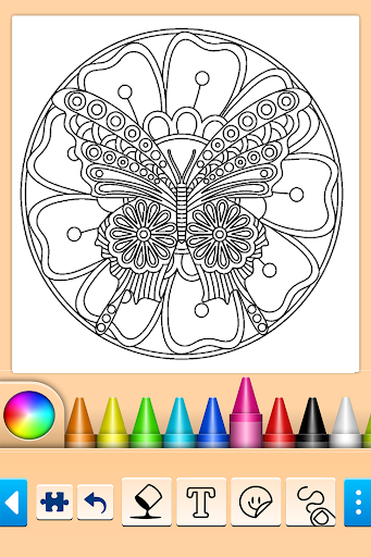 Girls games: Painting and coloring  screenshots 20