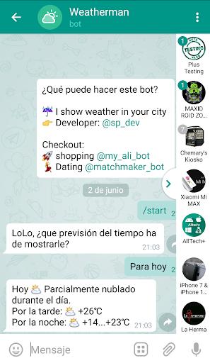 Plus Messenger android2mod screenshots 7
