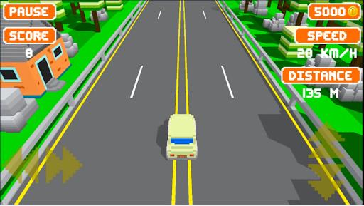 blocky highway screenshot 3