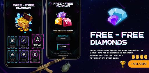 Guide and Free-Free Diamonds 2021 New Versi 1.0
