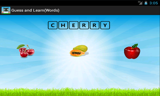 guess and learn(words) screenshot 3