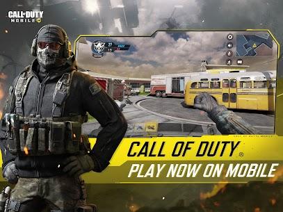 Call of Duty Mobile APK MOD 1.0.28 (Menu MOD) 10