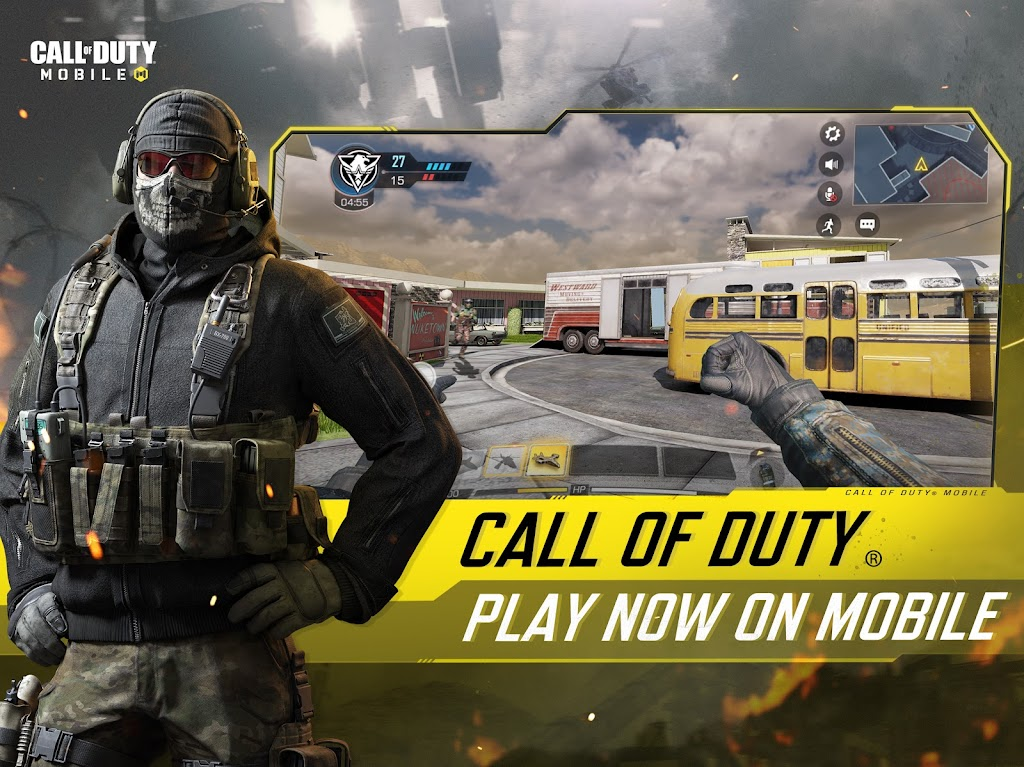 Call of Duty®: Mobile - Tokyo Escape poster 17
