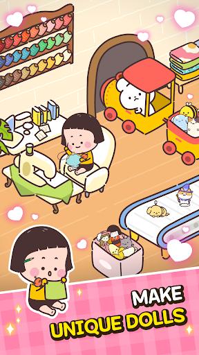 Animal Doll Shop - Cute Tycoon Game 1.2.7 screenshots 2