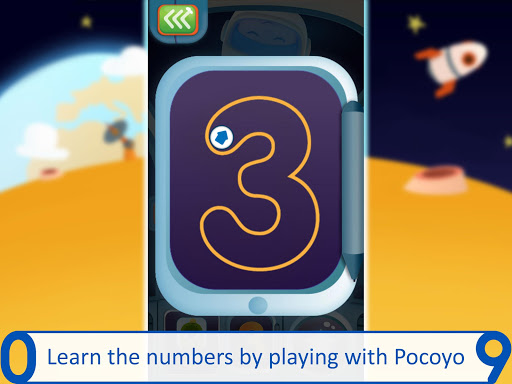 Pocoyo 1, 2, 3 Space Adventure: Discover the Stars  screenshots 14