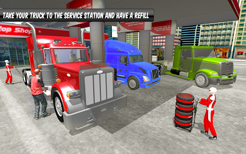 Real Euro Truck Wash Simulator 18 & Truck Driving 2