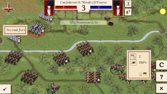 Great Battles of the American Civil War 2.0.5 Apk + Data 2