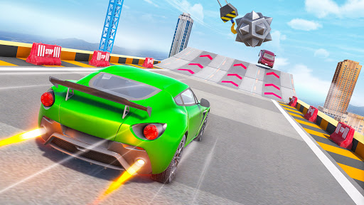 Fast Car Stunts Racing: Mega Ramp Car Games 1.3 screenshots 2