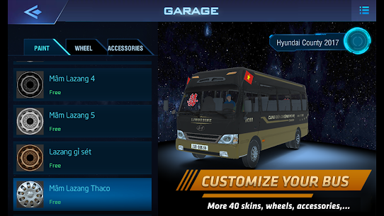 Minibus Simulator Vietnam (MOD, Unlimited Money) For Android 2