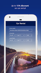 eDestinos - Flights, Hotels, Rent a car, Deals 2.0.18 Screenshots 4
