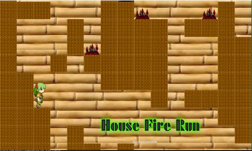 house fire run screenshot 3