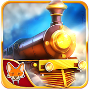 Train Escape Mystery: Hidden Object Detective Game