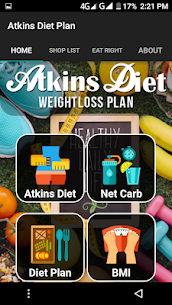 Atkins Diet Weight loss For Pc   How To Use (Windows 7, 8, 10 And Mac) 1