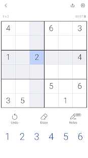Sudoku - Free Sudoku Puzzle, Brain & Number Games 1.21.2 Screenshots 8