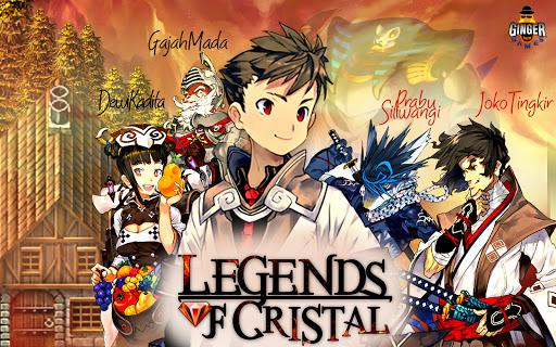 Legends of Crystal apktreat screenshots 1