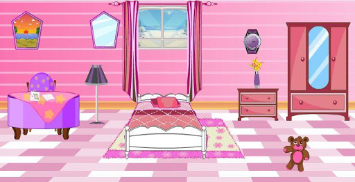 My room - Girls Games 64 Screenshots 1