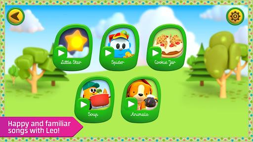 Leo the Truck: Nursery Rhymes Songs for Babies Apkfinish screenshots 3