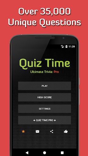 Quiz Time 2020: Ultimate Trivia [Free & Offline]  screenshots 1
