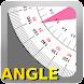 分度器 - Androidアプリ