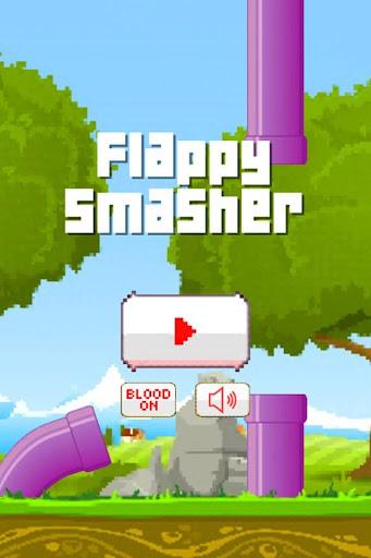 flgamey smasher - free bird game screenshot 2