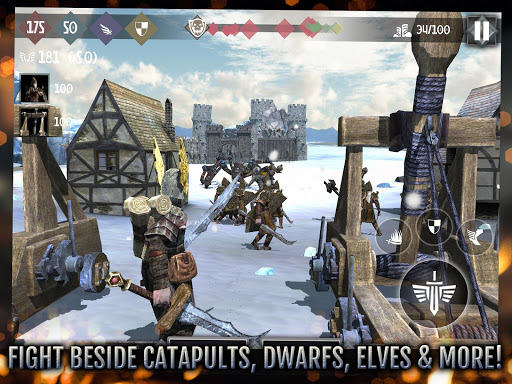 Heroes and Castles 2 - Strategy Action RPG  screenshots 15