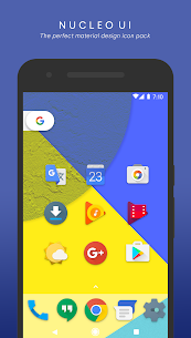Nucleo UI – Icon Pack 11.4 APK Mod Updated 1