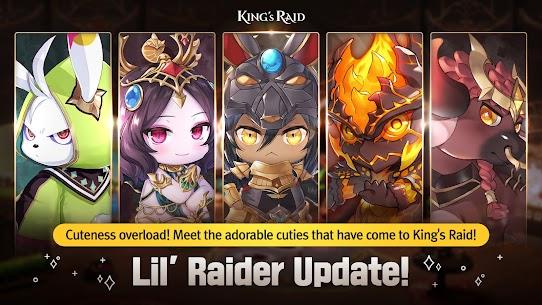 KING`s RAID MOD (Unlimited Money) 2