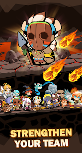 Tap Dungeon Hero MOD APK (Unlocked All Members) Download 7