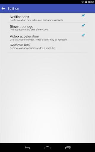 Scoompa Video - Slideshow Maker and Video Editor  Screenshots 15