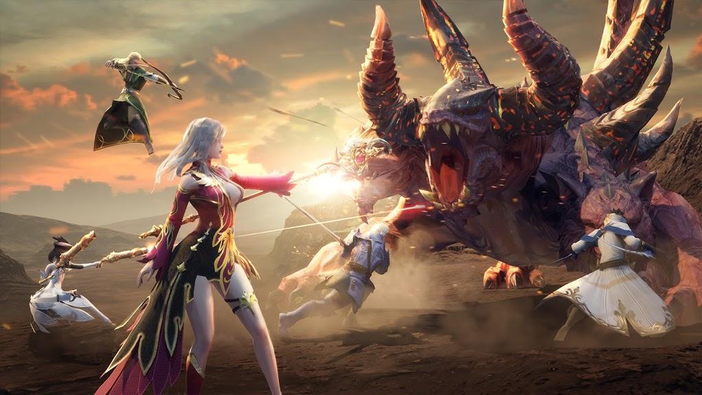 Forsaken World: Gods and Demons poster 7