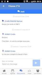 Mon EcoleDirecte 3.0.1 Screenshots 5