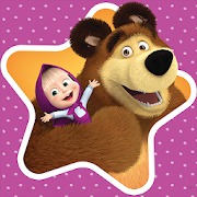 Masha and the Bear - Game zone
