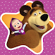 Masha and the Bear - Game zone - Androidアプリ