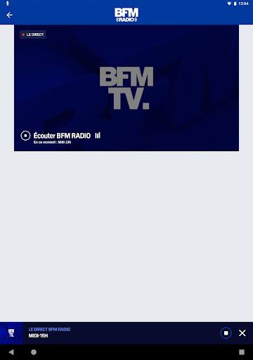 BFMTV - Actualitu00e9s France et monde & alertes info 7.2.0 Screenshots 15