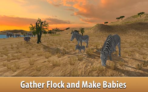 Wild Zebra Horse Simulator For Pc (2020) – Free Download For Windows 10, 8, 7 2