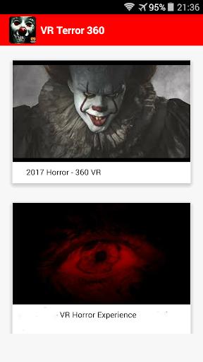 VR Horror videos 360 screenshots 1