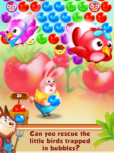 Bubble Shooter - Bubbles Farmer Game  screenshots 7