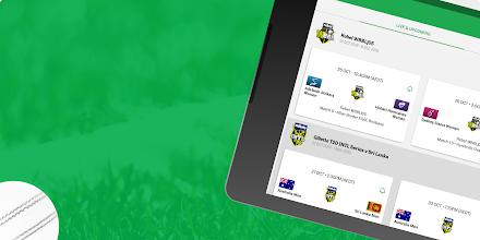 Cricket Australia Live screenshot thumbnail