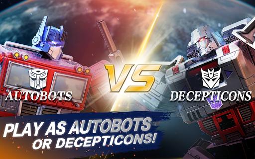Transformers:Earth War android2mod screenshots 9