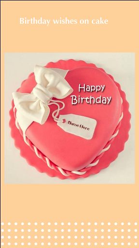 Birthday cake with name and photo - Birthday Song android2mod screenshots 6