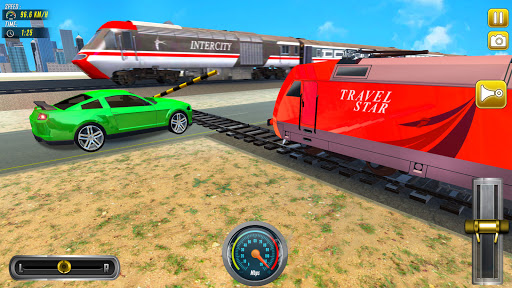 Train Driving Simulator 2020: New Train Games  screenshots 4