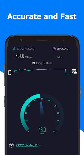 Internet Speed Test - Wifi Speed Test  screenshots 1