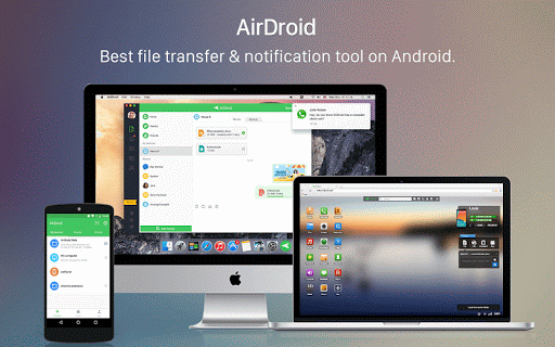 AirDroid: Remote access & File 4.2.5.9 Screenshots 9