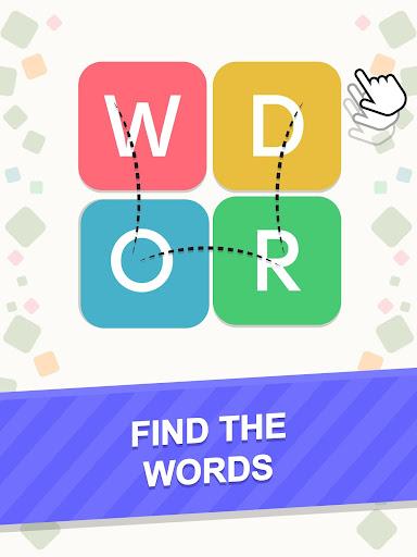 Word Search - Mind Fitness App 1.6.2 Screenshots 6