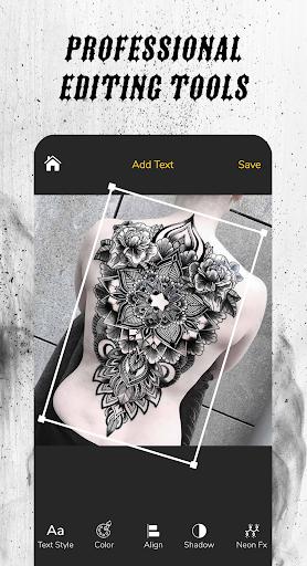 Tattoo Maker - Tattoo On My Photo 1.4.0 Screenshots 4