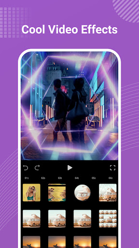 FilmoraGo - Video Editor, Video Maker For YouTube android2mod screenshots 4