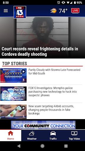 FOX13 Memphis 7.5.0 screenshots 1