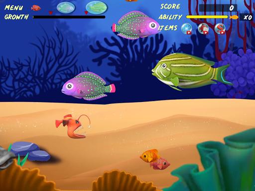 Let Me Eat : Big fish eat small  screenshots 22