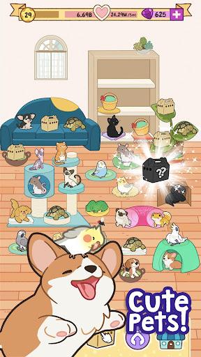 Merge Meadow - Cute Animal Collector! 6.10.0 screenshots 4